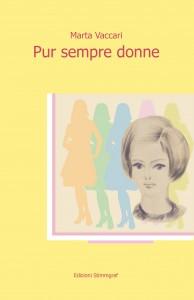 La copertina dell'ultima raccolta di poesie di Marta Vaccari