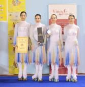 Pattinaggio-Polisportiva Adige: Ai regionali subito successi per i nuovi quartetti