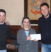 Acusticamente, donati mille euro per Annalisa