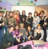 """Rassegna """"Protagonista donna"""": tutte in classe a lezione sul vino"""