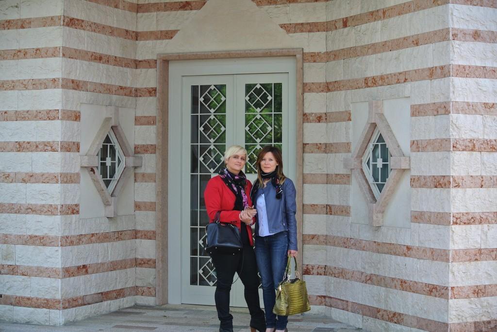 assessore Valeria Riva e Ilenia Picinelli di Cogeme