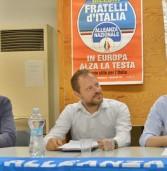 Presentato il Circolo di Fratelli d'Italia-An