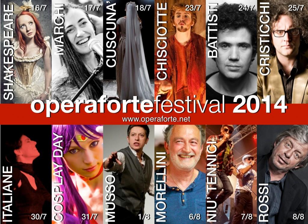 Operaforte festival live 2014