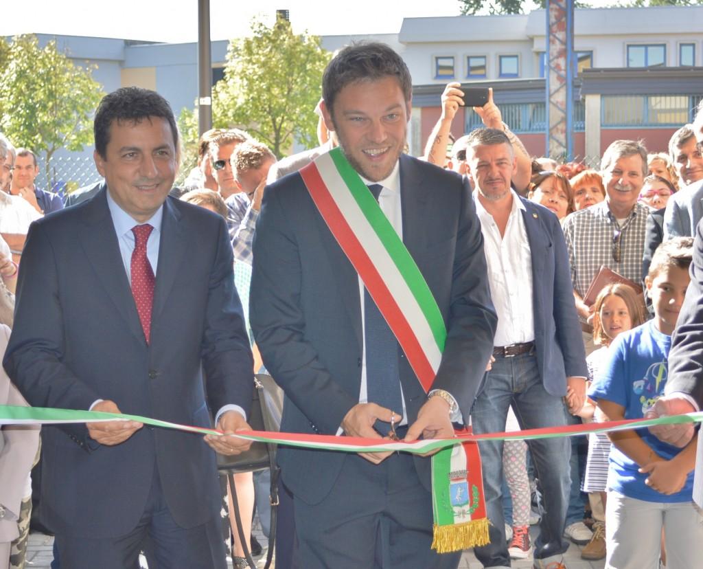 inaugurazione polo