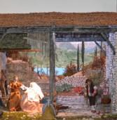 Presepe nella Chiesa di Pozzo