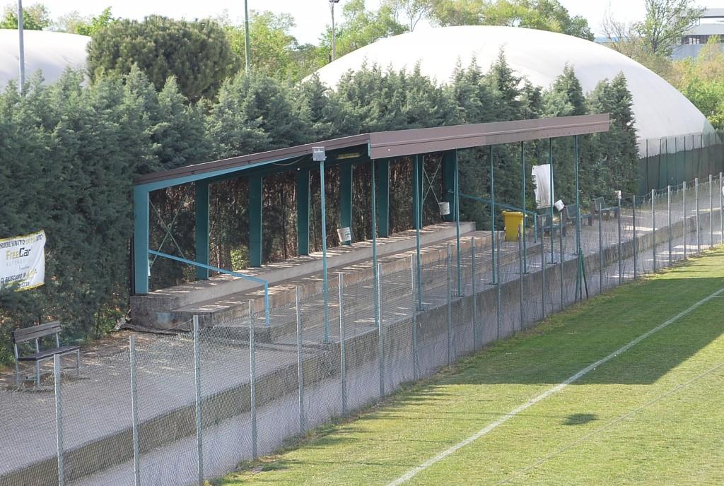 tribuna calcio
