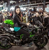 Motorbike expo a Veronafiere
