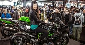 Motorbike expo a Veronafiere