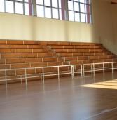 Il 29 gennaio entrano gli alunni nel palazzetto Cangrande