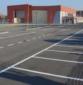 Aperto il parcheggio della Cangrande