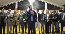 Salvini a San Giovanni Lupatoto