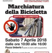 Bici sicura sabato 7 aprile