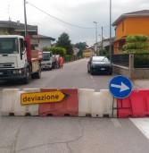 Chiusa via Camacici