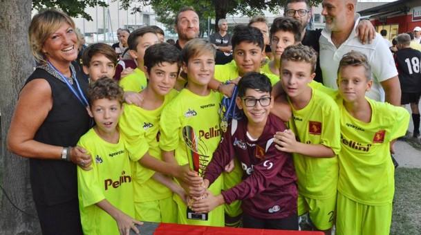 Al San Zeno il Trofeo Pasetto