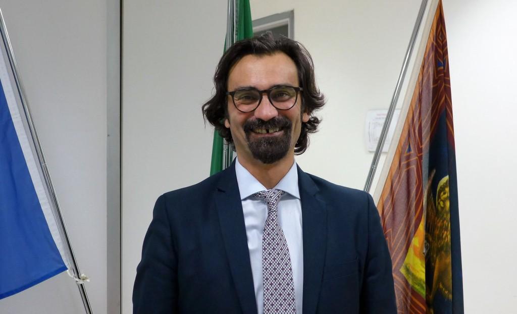 Presidente Manuel Scalzotto