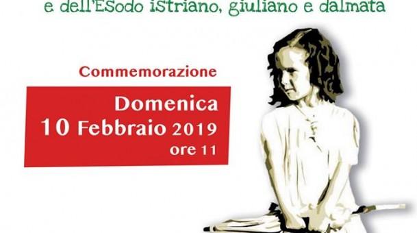 Commemorazione Giorno del Ricordo