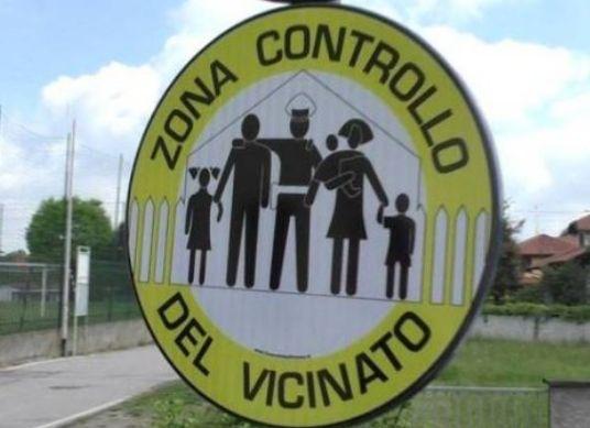 simbolo controllo del vicinato