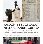 Raldon e i caduti della Grande Guerra