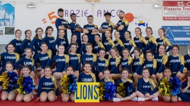 Lions Gemini campioni d'Italia