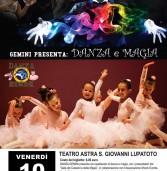 Danza e magia venerdì 10 maggio