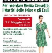 Ricordando Norma Cossetto